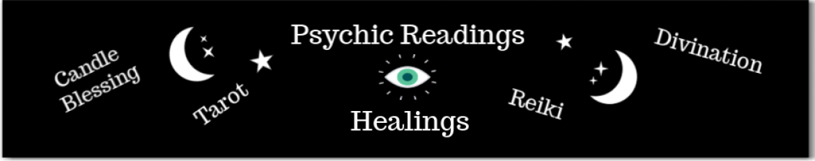 Psychic Readings by Roxy Banner
