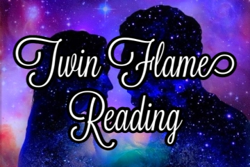 TWIN FLAME Psychic Reading - Spiritually Guided Tarot Reading