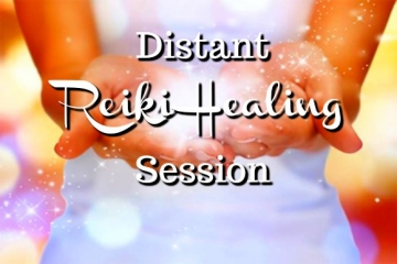 Reiki Distance Healing Session