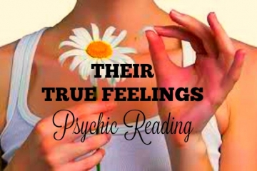 True Feelings Psychic Reading - Spiritually Guided Tarot Reading